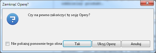 OperaMail - minimalizacja 2